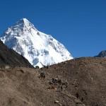 Der gewaltige K2 - 8.611 m