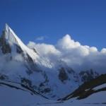Der Laila Peak
