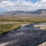 Auf dem Deosai-Plateau