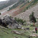 Auf dem Weg zum Nanga Parbat Base Camp