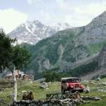 Das reizvolle Naltar Valley