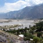 Das Indus-Tal bei Skardu