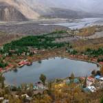 Shangrila Ressort am unteren Kachura See nahe Skardu