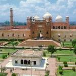 Bhadshai Moschee Lahore