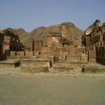 Takht Bhai Buddistisches Kloster Innenblick