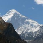Der Diran Peak - 7.257 m