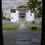 Das Fort von Khapulu