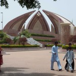 Nationaldenkmal Pakistans in Islamabad