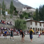 Volleyball-Turnier in Karimabad-Hunza