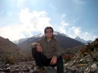 01-Ihr Ansprechpartner in Deutschland - Aziz ur-Rahman in den Bergen Pakistans