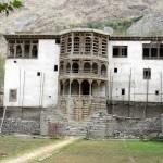 Das Fort von Khapulu-in Renovierung (2012)