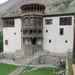 Das bis 2014 renovierte Fort von Khapulu