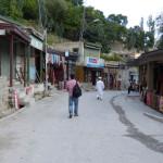 Basarstraße von Karimabad Hunza