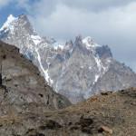 Namenlose Gipfel nahe Shimshal
