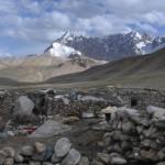 Auf dem Shimshal Trek