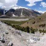 Auf dem Shaigiri Trek