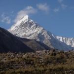 Der Shaigiri Peak - 5.688 m