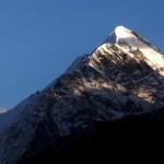 Der Shaigiri Peak