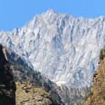Blick aus der Indusschlucht nach Norden