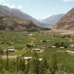 Das Shimshal Dorf