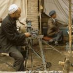 Shish-Kebap-Spieß-Schleifer - Kashgar