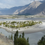 Das Industal bei Skardu