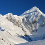 Der Spantik - 7.027 m