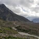 Auf dem Weg zum Rupal Peak Base Camp
