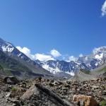 Umgebung des Rupal Peak Base Camps