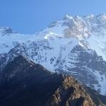 Die Rupalflanke des Nanga Parbat