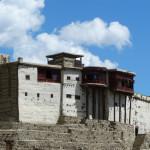 Das 700 Jahre alte Baltit-Fort in Karimabad