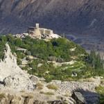 Das 900 Jahre alte Altit-Fort in Hunza