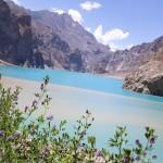 Der Attabad See