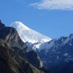 Der Diran Peak (7.257 m)