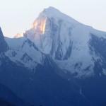 Der Golden Peak (7.027 m, auch Spantik Peak genannt)