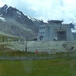 Der Khunjerab-Pass (4.734 m) - Grenze zwischen China und Pakistan