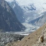Der Hoper-Gletscher