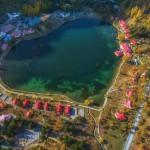 Das phantastische Shangrila Resort nahe Skardu