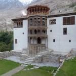 Das renovierte Fort von Khapulu
