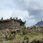 Traditionelles Balti-Haus auf dem Trek zum Laila Peak